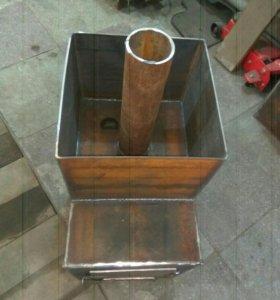 Печь для бани без бака