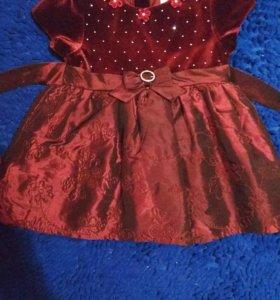 Нарядное платье George 92 98