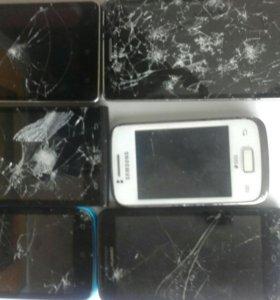 Телефоны у которых только замена экрана