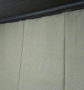 Гаражные шторы сошью на заказ по вашим размерам