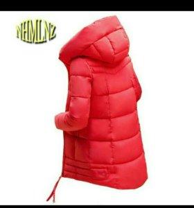 Куртка новая, размер 42