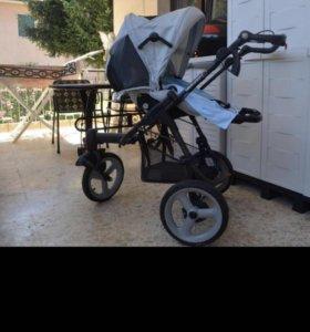 """Детская коляска фирмы """"Bebe Confort High Trek"""""""