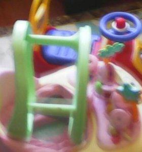Ходунки,стульчик,машина