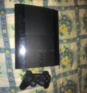 Sony Play Station3, Super Slim 500Gb (торг)