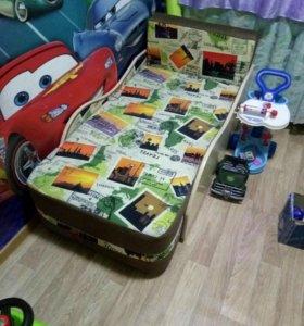 Диванчик-кровать