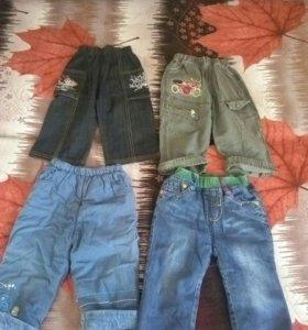 Штаны на ребёнка от двух лет