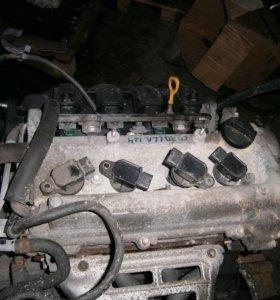 Двигатель 1NZ Toyota Corolla NZE124! Контрактный!!