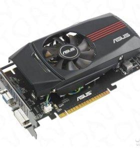 Видеокарта Asus GTX 550 Ti 1024MB 192bit
