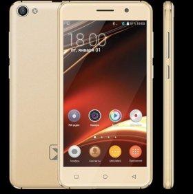 Новый смартфон Texet-5005 полный комплект