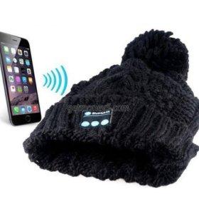 Шапка с Bluetooth гарнитурой