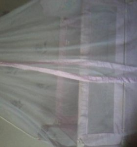 Кроватка детская+ одеяло в подарок