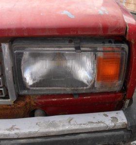 фары на ВАЗ 2104-05