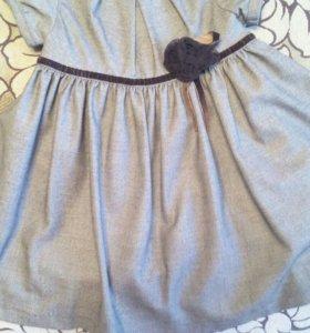 Платье на 1,5-3года