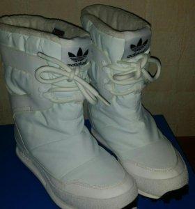 Зимние Adidas ORIGINALS