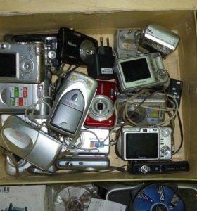 Цифровые фото аппараты