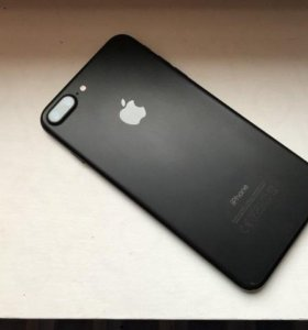 blacke iphone 7 replika новый