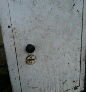 Металический сейф