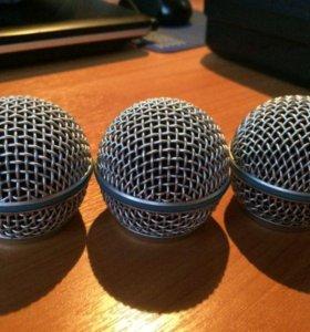 Защитная сетка для микрофонов Shure серии PGX