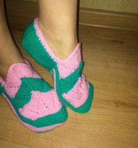 Тапочки- носочки