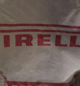 Pirelli Ice zero 235/55/17 зима шипы.