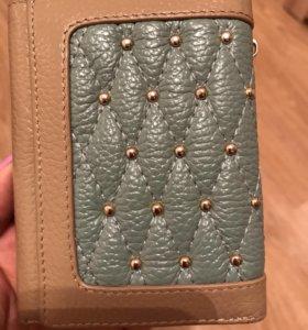 Кожаный кошелёк Лаббра