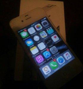 Iphone 4S 32 gb White