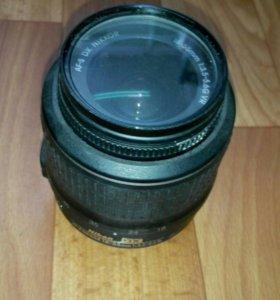 Объектив Nikon DX-18,55