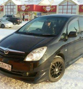 Тойота спасио 2005г