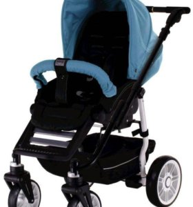 Детская коляска 2 в 1 Teutonia Fun System
