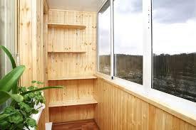 ремонт, отделка балконов и лоджий