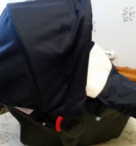 Детское кресло-переноска от 0 до 10 кг.