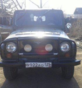 Уаз 3151 1989 год