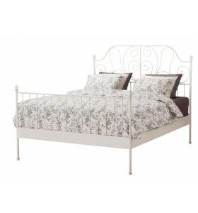 Кровать Лейрвик ИКЕА