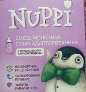 Детская смесь NUPPI
