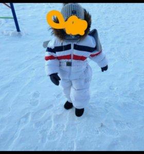 Зимний комбенизон р-р 86
