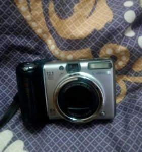 Canon A650is ОБМЕНЯЮ
