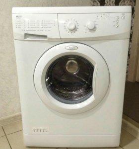 Whirlpool стиральная машина с гарантией