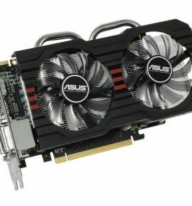 Видеокарта 2048M Asus Radeon R7 260X DDR5