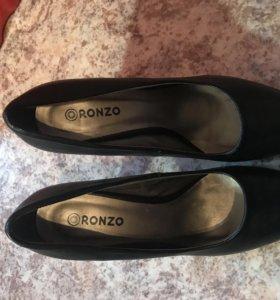 Туфли GRONZO 36 размер