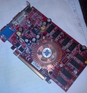 Видеокарта Geforce GT 6600