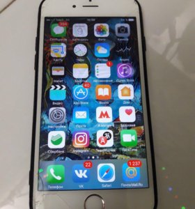 iPhone 6 64g gold