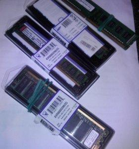 Оперативная память DDR2 на 2 Гб