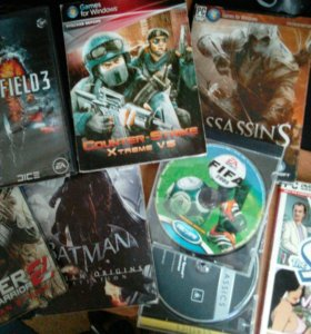 Диски dvd,комп.игры