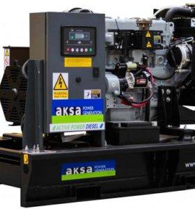 Дизельная генераторная установка AKSA APD25А