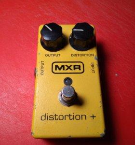 Американский Overdrive MXR M104 Distortion +mod