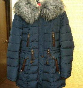 Куртка зимняя, размер 48-50