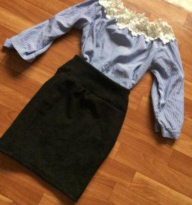Рубашка / юбка
