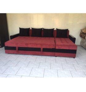 диван углавой