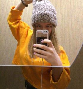 Marmalato новая шапка и шарф