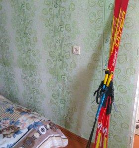 Лыжи 140